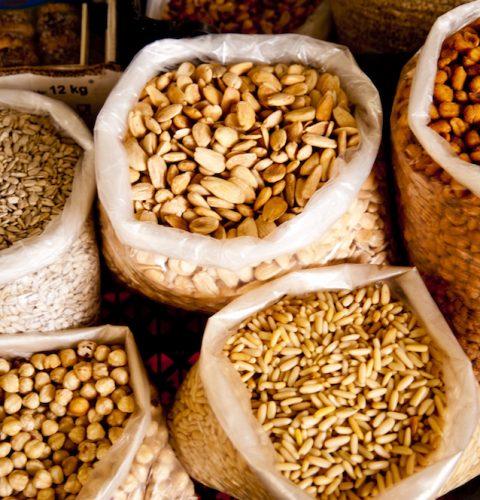 Análise de Micotoxinas em Grãos e Cereais