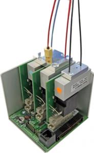 Controle de vasão do Cromatógrafo Gasoso - CG Scion - Antigo Varian