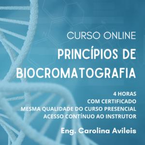curso online biocromatografia